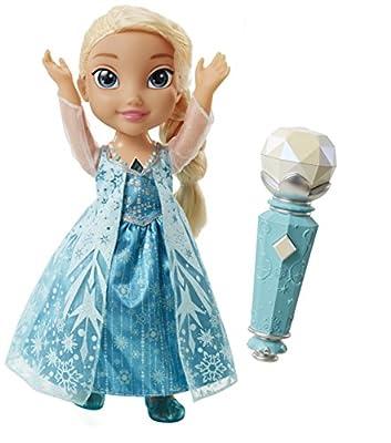 Frozen - Sing-a-long Elsa muñeca (CEFA Toys 31078-TT) de CEFA Toys