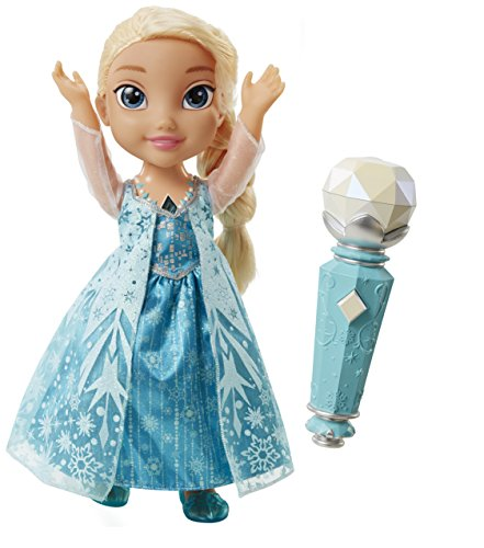 Frozen Sing-a-Long with Elsa Doll