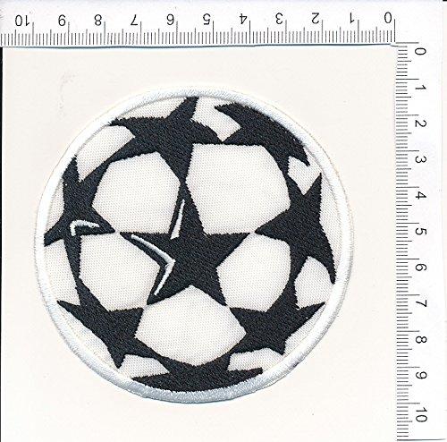 patchtoppa-ricamata-termoadesiva-pallone-champions-league