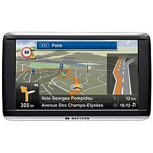 Navigon 72 Premium GPS Europe Ecran 5'' (12,7 cm) Bluetooth 4 Go Premium édition