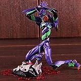 Yvonnezhang Revoltech Evolution Test Typ-01 Neon Genesis Evangelion Figur Eva mit LED-Licht PVC Actionfiguren Sammlermodell Spielzeug