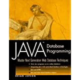 Java Database Programming by Brian Jepson (1996-11-22)