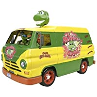 TORTUE NINJA voiture camion figurine Cowabunga Carl party van