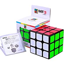 Cubo Moyu Mo Yu MF3 con Antipop y Stickerless 3x3x3 Speed Cube Speedcube MF8803