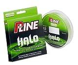 P-Line Halo Fluorocarbon Mist Grün Angelschnur 200YD (Filler Spule)