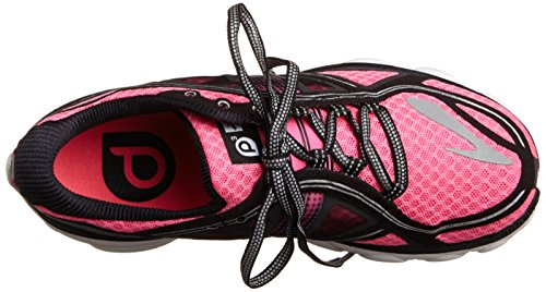 8957O sneaker BROOKS PUREFLOW 3 scarpa donna shoe women Britepink/Black/Silver