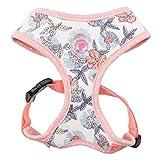 Pinkaholic New York Zinnia Hundegeschirr, klein, Elfenbeinfarben