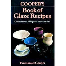 Cooper's Book of Glaze Recipes