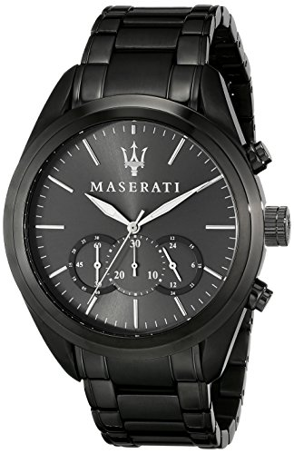 montre maserati chronographe. Black Bedroom Furniture Sets. Home Design Ideas