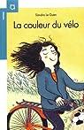 La couleur du vélo par Sandra le Guen