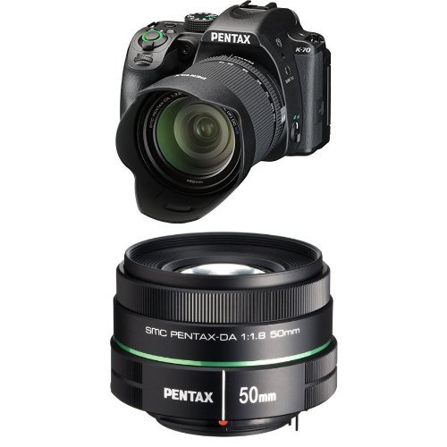 Buy Pentax K-70 18/135mm + 50mm f1.8 Special
