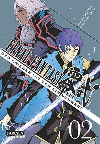 Final Fantasy - Type-0 2: Final Fantasy - Type-0: Der Krieger mit dem Eisschwert, Band 2: Der Prequel-Manga zum Game!