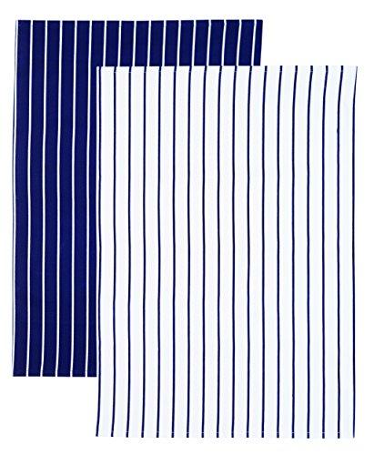 kitchen-craft-streifenmuster-blau-weiss-gestreift-baumwolle-2-stuck