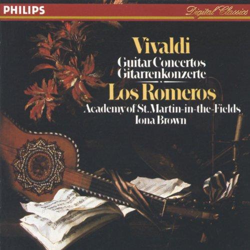 5 Conciertos Guitarra(Romero,Brown)