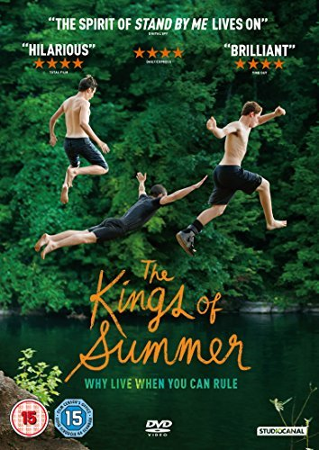 The Kings of Summer [DVD] [2013] by Nick Robinson