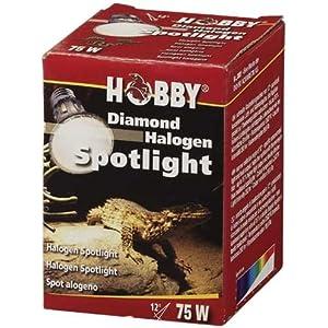 Diamond Halogen Spotlight, 75 W