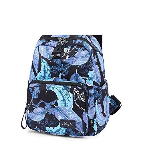 Piccola borsa fresca della spalla, borsa per studenti-B A