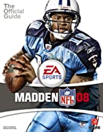 Madden NFL 08 - Prima Official Game Guide de Kaizen Media Group