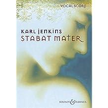 Stabat mater: Alt (Mezzo-Sopran), gemischter Chor (SATB) und Orchester. Klavierauszug.: Vocal Score