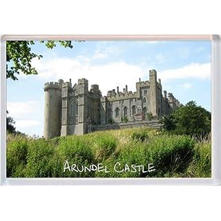 Arundel Castle - West Sussex - Jumbo Fridge Magnet