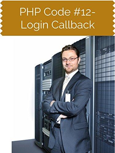 PHP Code #12 Login Callback [OV]