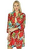 Bimba lance à vous dans sa collection de robes de cette robe de couleur rouge jawdropping avec manches kimono adorables et une ceinture. Les fleurs chromatiques multiples tirés sur la robe en fait une pièce doit avoir pour votre garde-robe. Plus sur ...