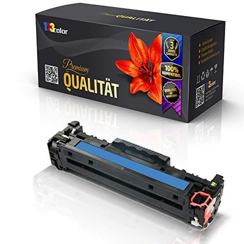 Print-Klex Alternative Tonerkartusche für HP Color LaserJet CM2320 EI MFP CM2320 FXI MFP CM2320 N MFP CM2320 NF MFP CM2320 Series CM2320 WB MFP CC531 A 304A Cyan Fxi Serie