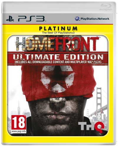 Preisvergleich Produktbild Homefront: Platinum Ultimate Edition (PS3) [UK Import]