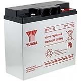 YUASA Batterie au plomb rechargeable NP17-12I Vds, 12V, Lead-Acid [ Batterie au plomb ]