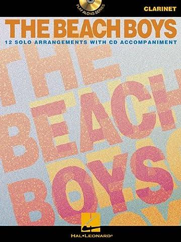 The Beach Boys: The Beach Boys - Instrumental Play-Along Pack for Clarinet
