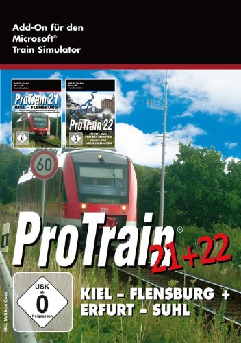 Train Simulator - Pro Train 21+22 Bundle - [PC]