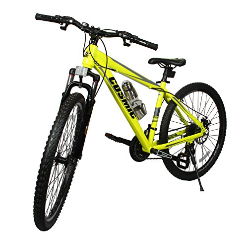 Cosmic Trium 27.5T 21-Speed MTB Bicycle (Yellow)