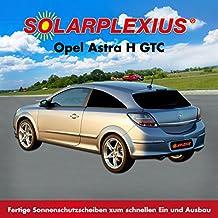 Auto sol protección solarp lexius Opel Astra H Bj.04 ...