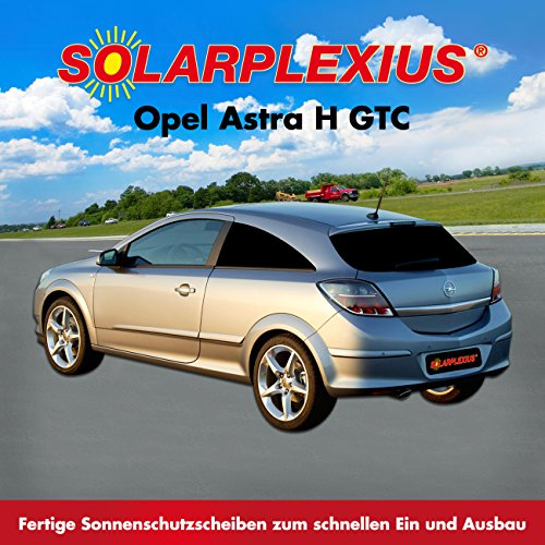 Autosonnenschutz Solarplexius Opel Astra H Bj.04-10 Art.27211-3