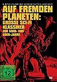 Auf fremden Planeten - Große Sci-Fi Klassiker der 50er- und 60er-Jahre