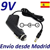 Cargador Coche Mechero 9V Reemplazo Reproductor DVD BELSON BS-118V3 Recambio Replacement