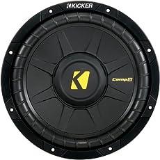 Kicker CompD104 (CWD104) - 25 cm Subwoofer