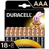 Duracell Plus Power Piles AlcalinesType AAA, Lot de 18 Piles (Visuel non Contractuel)