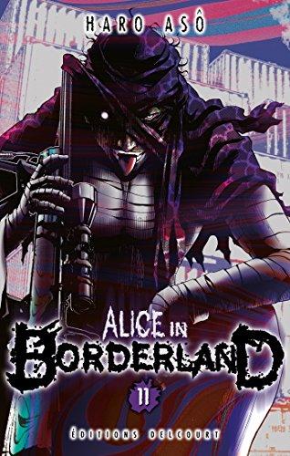 Alice in Borderland T11 par Haro Asô