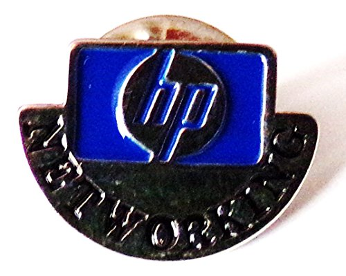HP Hewlett Packard - Networking - Pin 17 x 12 mm (Hp Networking)