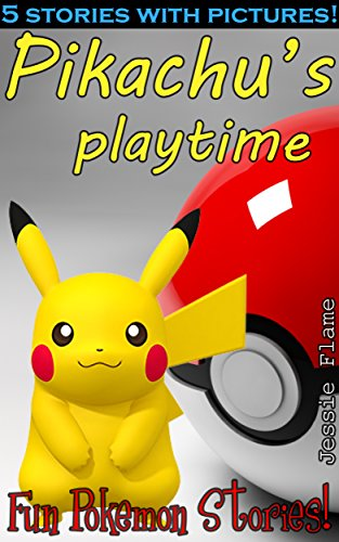 Pokemon Short Story Bundle: These stories are all about Pikachu! (English Edition)