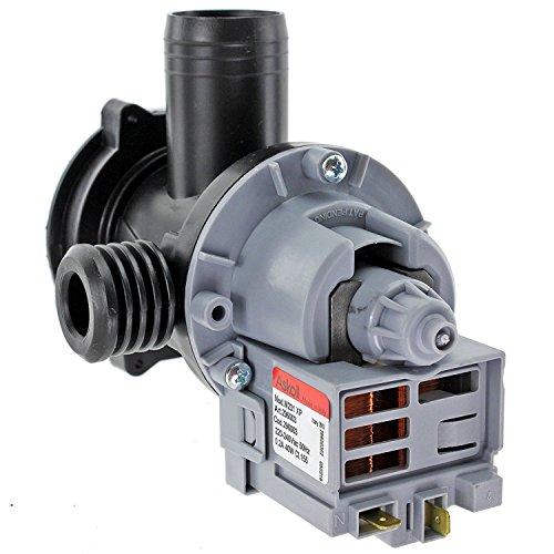 I/f-einheit (spares2go 24W Plaset Ablaufpumpe Pumpe Typ und Filter Einheit für Hotpoint Waschmaschine)