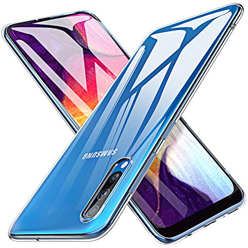 iBetter Slim Thin Protettiva per LG G8S ThinQ Cover,Morbido TPU,Antiurto Morbida Silicone Trasparente Custodia, per LG G8S ThinQ Smartphone.Trasparente