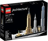 (USA Warehouse) 2016 LEGO ARCHITECTURE NEW YORK CITY 21028, NEW, HARD TO FIND, GREAT GIFT! **ITEM#NO: 43E8E-UFE6 C2A22247 by KOBOSY