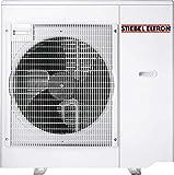 Stiebel Eltron Multisplit-Klimagerät CUR 6-122 premium2 DC-Inverter,außen Split-Klimaanlage - Multi-Split, Verflüssigereinheit luftgekühlt 4017212326527