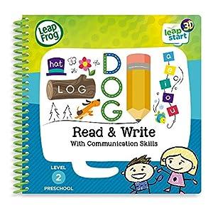 LeapFrog 461403 - Libro de Actividades en 3D, diseño de Lectura y Escritura, Multicolor
