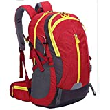 Best Mountaintop Hydration Backpacks - UK Outdoor Mountaineering Bag Male 40L Multi-function Backpack Review