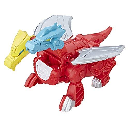 Transformers Playskool Heroes Rescue Bots Heatwave The Fire Bot Figure