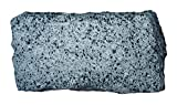 ERRO Hohlattrappe Stein Quader - 24724, Steindeko, Dekoattrappen aus Plastik, Dekoartikel, Deko Geschenkidee, Stone, Theater und Bühnen Requisite, Steindekoration, Stein aus Kunststoff, Steinattrappe