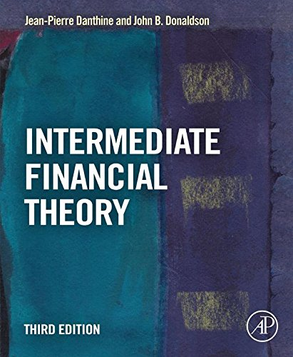 Intermediate Financial Theory (Academic Press Advanced Finance) (English Edition)
